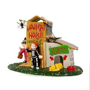 Come In If You Dare Department 56 Figurine